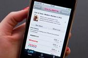 Barcode-scanning price comparison iPhone app tops paid-for charts