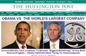 AdGent 007 appointed to handle non-US ad sales for Huffington Post