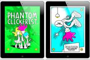The Phantom Clickerist app launches for children