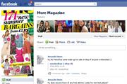 More magazine to let Facebook fans co-create issue