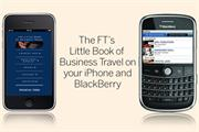 FT to launch travel guide apps