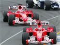 Shell renews faith in Prism for Ferrari contract
