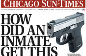 Chicago's Sun-Times Media Group files Chapter 11