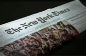 New York Times beats expectations as it posts $35m loss