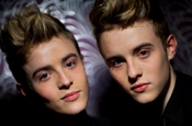 Jedward touted to become face(s) of Burberry