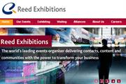 Reed says exhibitions division not for sale