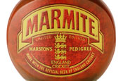 Marmite launches limited edition cricket ball jar