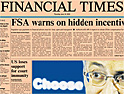 FT takes investment stake in Indian Business Standard