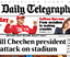 Daily Mail & General Trust to go alone with Telegraph bid