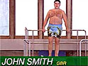 Olympic diving medallists thank John Smith's 'bomb' ad