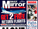 Trinity Mirror set to end newspaper price war