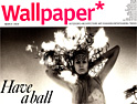 IPC launches online version of design title Wallpaper