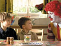 Ronald McDonald takes war on obesity straight to video