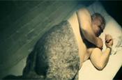Amnesty launches sleepwalking ad to back petition against terror legislation