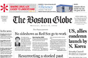 Boston Globe journalists reject pay cuts