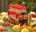 Mother creates summer ads for Coke