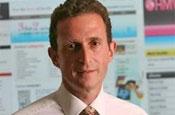 HMV chief Simon Fox made favourite for ITV job