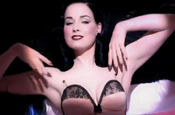 Dita Von Teese stars as sexy scientist in Wonderbra viral