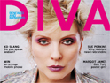 Diva goes for celebrity lesbian angle with new look