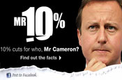 Labour Party invites supporters to gang up on Mr 10%