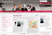 Chorion rolls out interactive Agatha Christie fan site