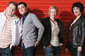 TV Licensing enlists Gavin and Stacey stars for student campaign