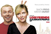 Anti-social Facebook app promotes Simon Pegg's 'How to Lose Friends ...'