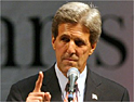 Kerry unleashes TV ad attacking Bush's $200bn war