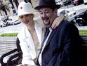 Johnny Vegas sells wedding pictures to Viz in £1 deal