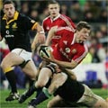 British & Irish Lions appoints Accelerate for South Africa tour