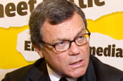 WPP shares hit despite 14% revenue growth