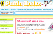 Puffin relaunches website to appeal to young readers