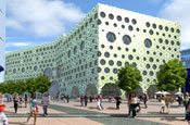 Lloyd Northover wins branding project for Ravensbourne College
