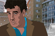 Clarkson's truck humour spawns online game