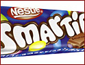 Nestle extends Smarties brand with bar launch
