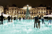 Tiffany & Co sponsors Somerset House Ice Rink