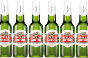 Pearlfisher declutters Stella Artois packaging