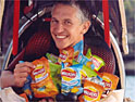 Lineker spoofs Jaws in 48th outing for Walkers Crisps
