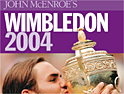 Telegraph links with McEnroe for Wimbledon 2004 Guide