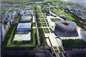 Sponsors lament Beijing crowds but Visa celebrates Phelps' gold haul