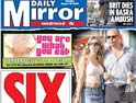 Wallace makes mark at Daily Mirror as he swings axe