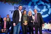 Watch Topshop, Twitter and all the winners triumph at Ocean's Art of Outdoor awards