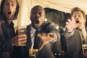 Strongbow 'get the job done' by St Luke's