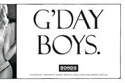 "Bonds ""g'day, boys"" by TBWA\London"