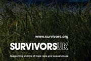 Survivors UK 'real men get raped' by Johnny Fearless