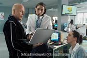 Sky Broadband 'Bruce Willis' by WCRS