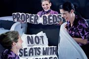 Air New Zealand 'forget what you know' by Albion
