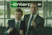 "Enterprise ""Brad and Dave"" by Dare"