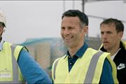 """Hotel Football """"Class of '92 vs the builders"""" by Havas Work Club"""