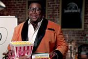 Comedian Kenan Thompson plays eccentric super fan for Fandango